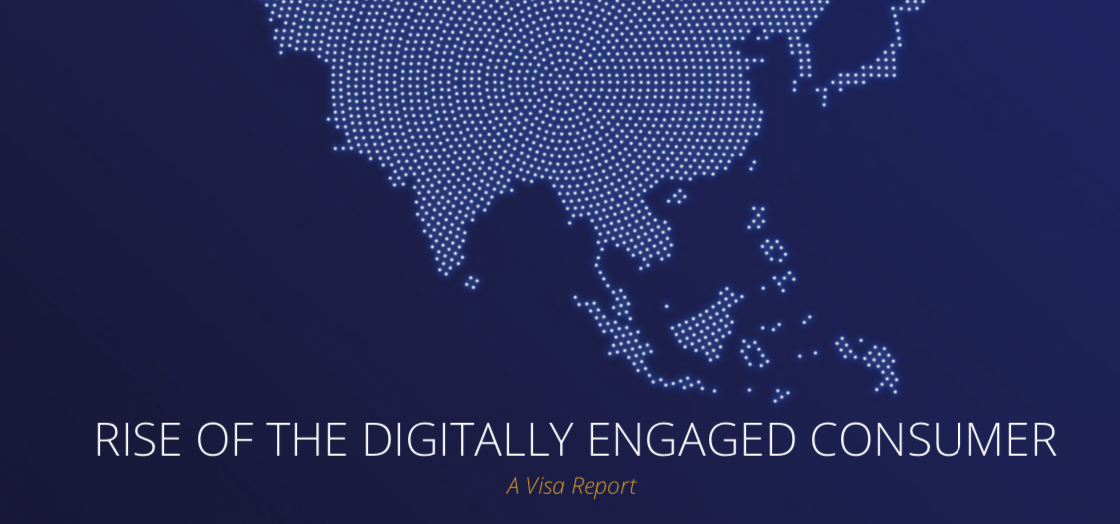 VISA report: rise of the digitally engaged consumer (2018)