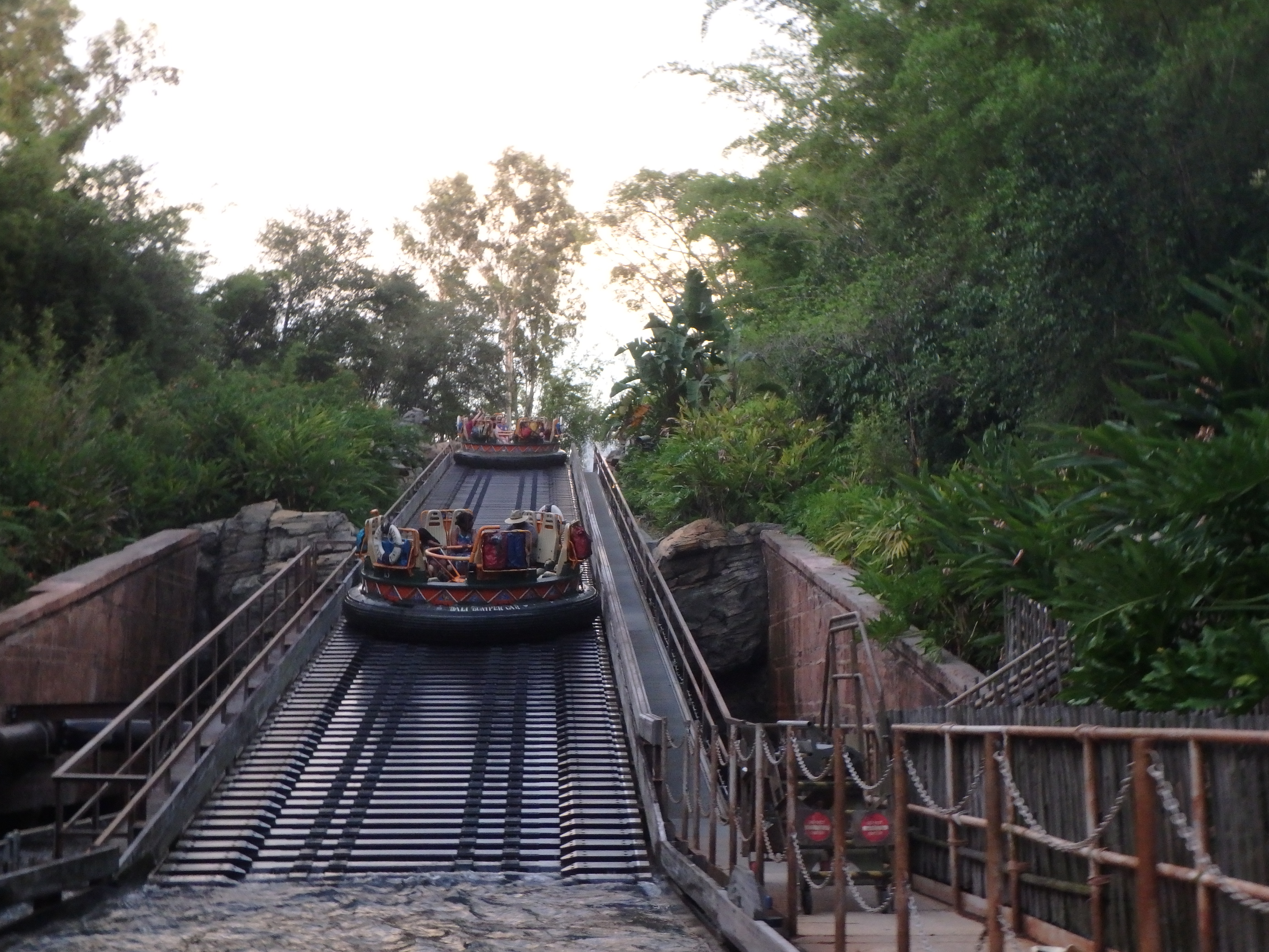 Kali River Rapids a FastPass Ride