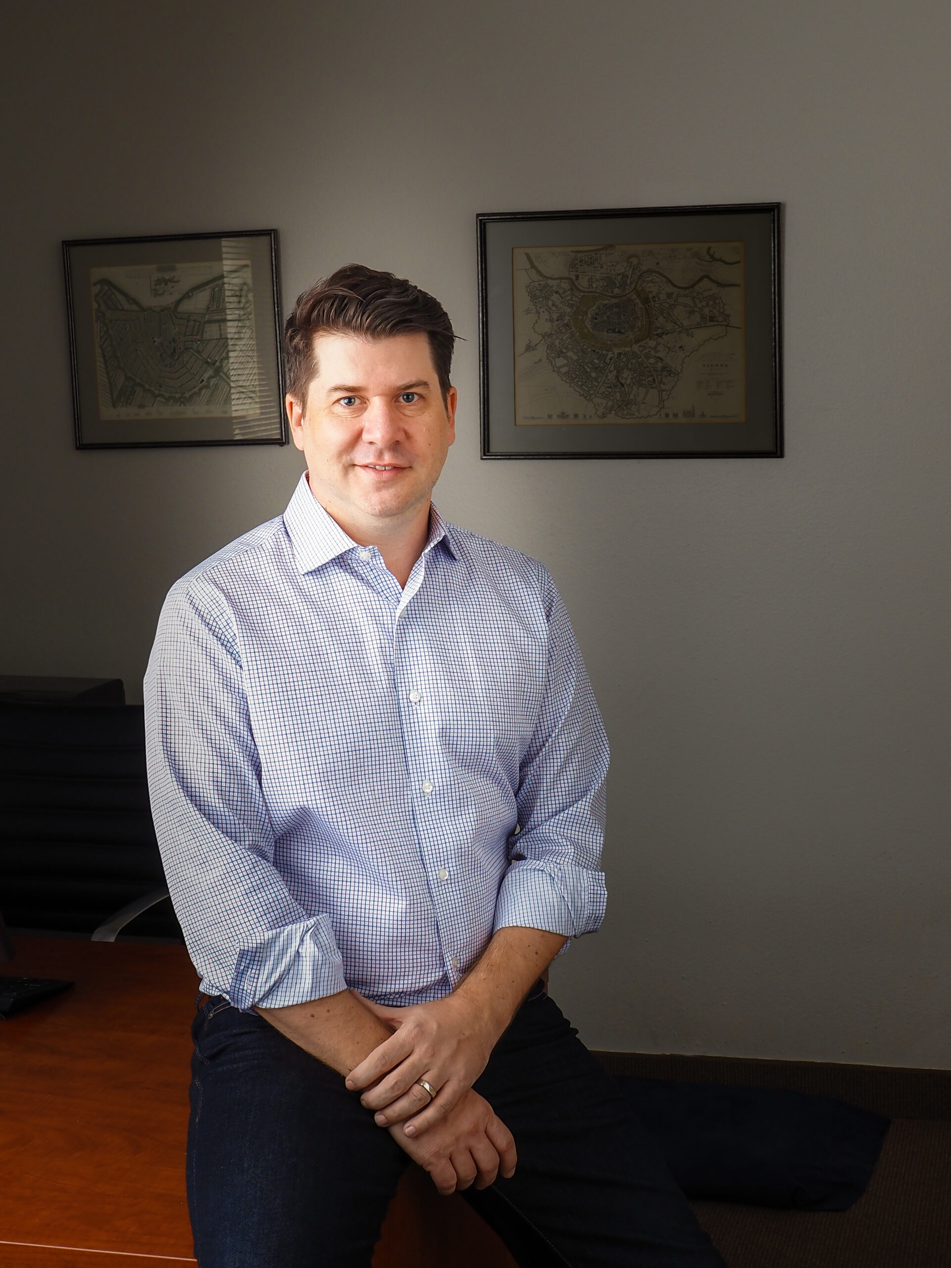 Jason Sellers (Broker/Owner) AXIS Property Advisors & AXIS Rents