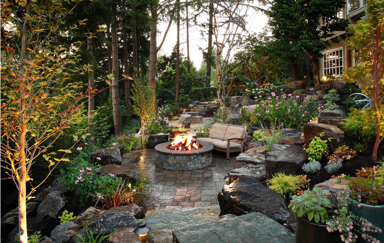 How to Create a Relaxing Outdoor Space