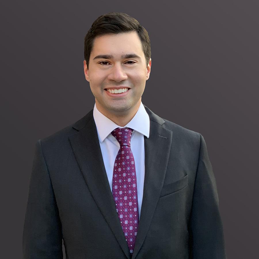 Alexander Fusca Headshot