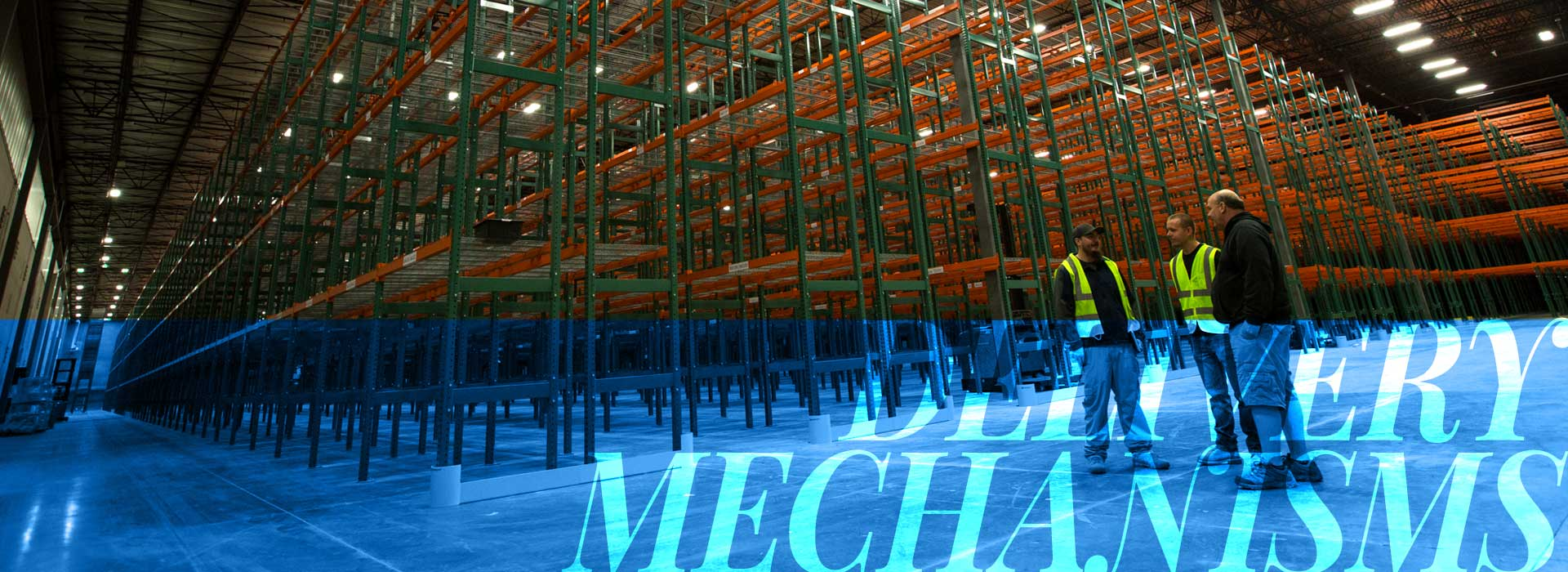 Miles Construction Delivery Mechanisms
