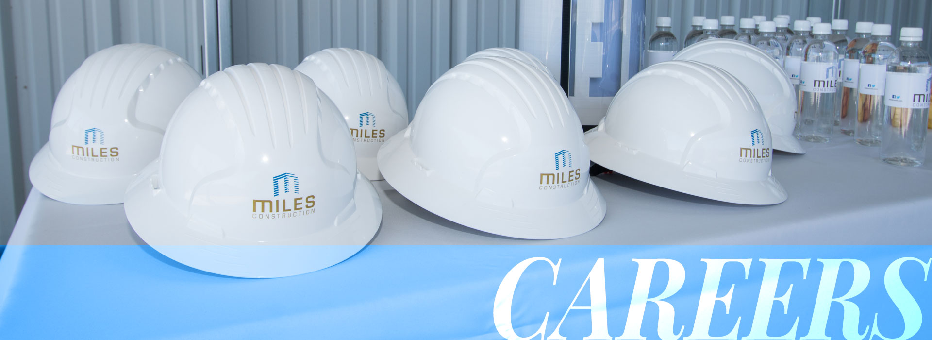 Miles Construction Careers