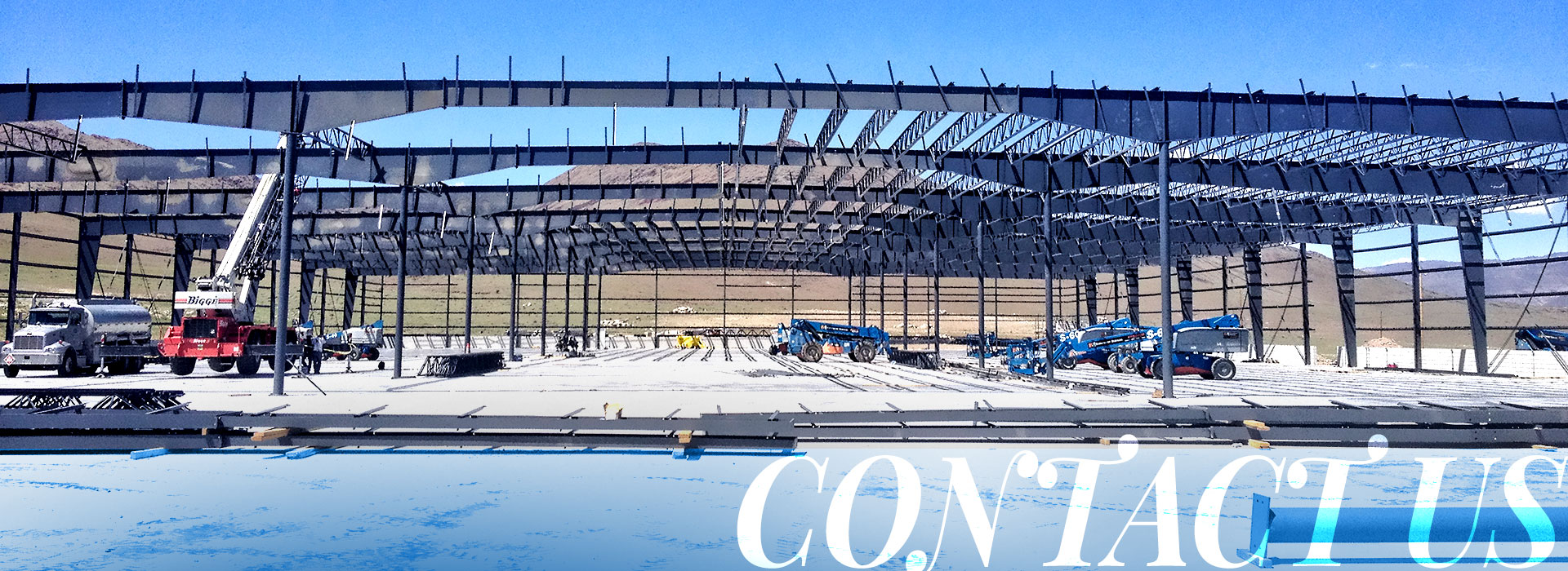 Miles Construction Contact Us