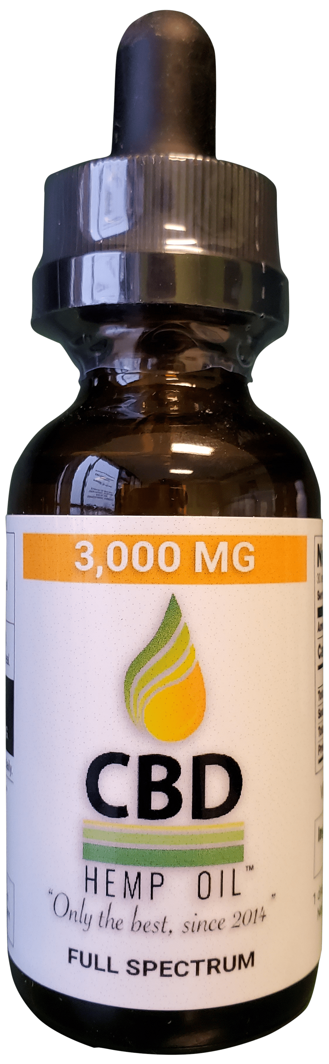 CBD Hemp Oil Dayton 3,000 mg