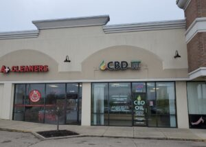CBD Oil of Dayton, OH storefront