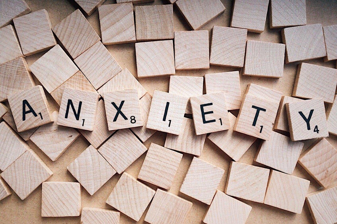 CBD oil of dayton anxiety scrabble blocks