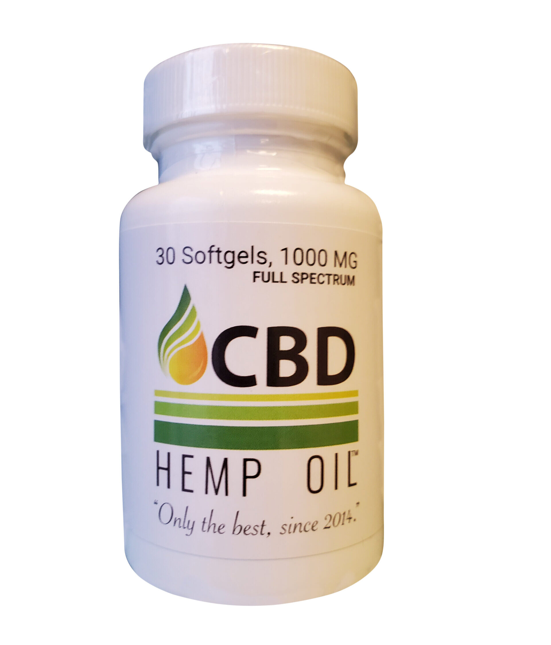 CBD Oil of Dayton Softgel Capsules