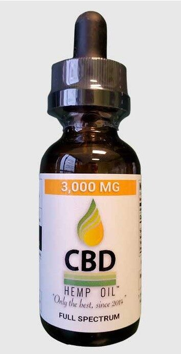 CBD Oil of Dayton 3000 mg