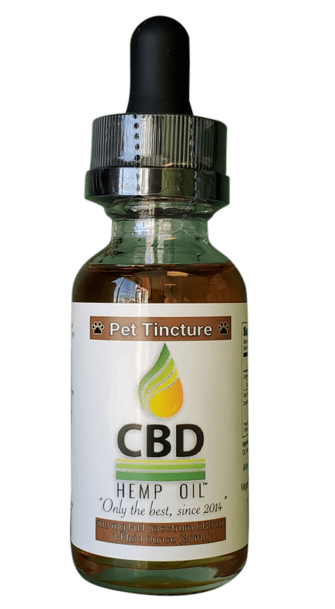 CBD Oil of Dayton Pet Tincture