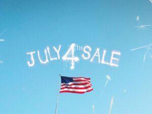 CBD Oil of Dayton 4th of July Sale