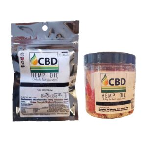 CBD Oil of Dayton cbd gummies malar and jar