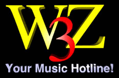 Just Another Day featured on W3Z hotline radio, The Local Show