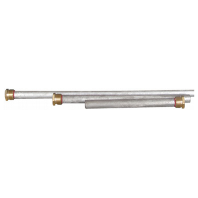 sacrificial anode for residential solar water heater tank
