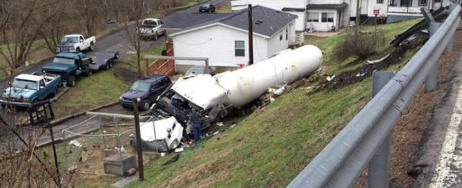 Are There Any Rules of the Road For Hazmat Trucks in Tennessee?