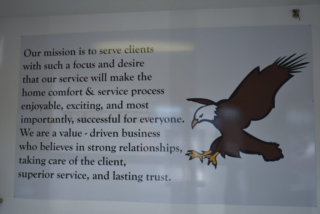 freedom air and heat mission statement