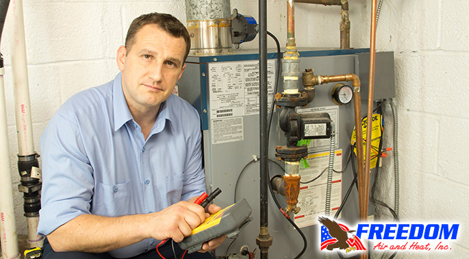 Troubleshooting Your Gas Furnace