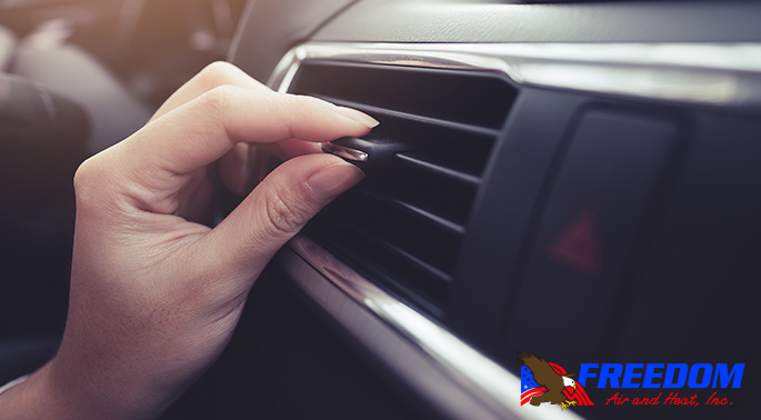 keeping your car cool