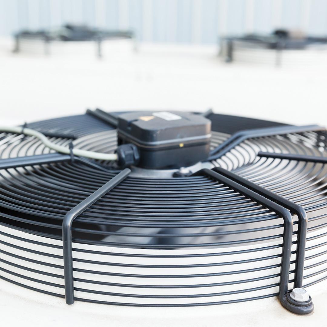hvac condenser fan isn't working