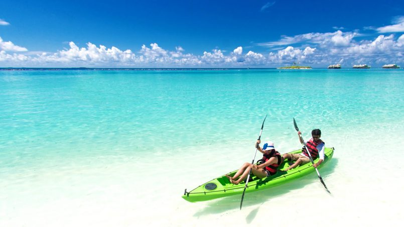 Special kayaking spots!