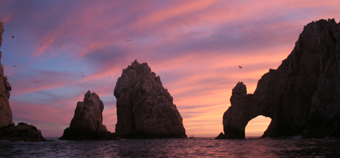 5 Romantic things to do in Cabo