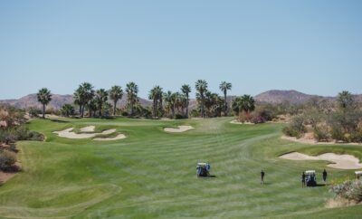 Top 5 Golf Courses in Cabo