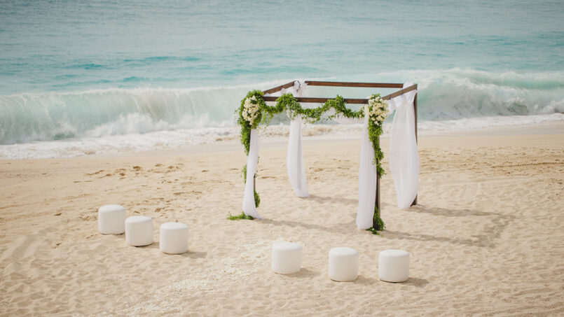 The 3 best wedding venues in Cabo