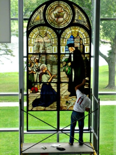Thompson-Glass-Company-Stained-Glass-Repair-churches-commercial-institutions