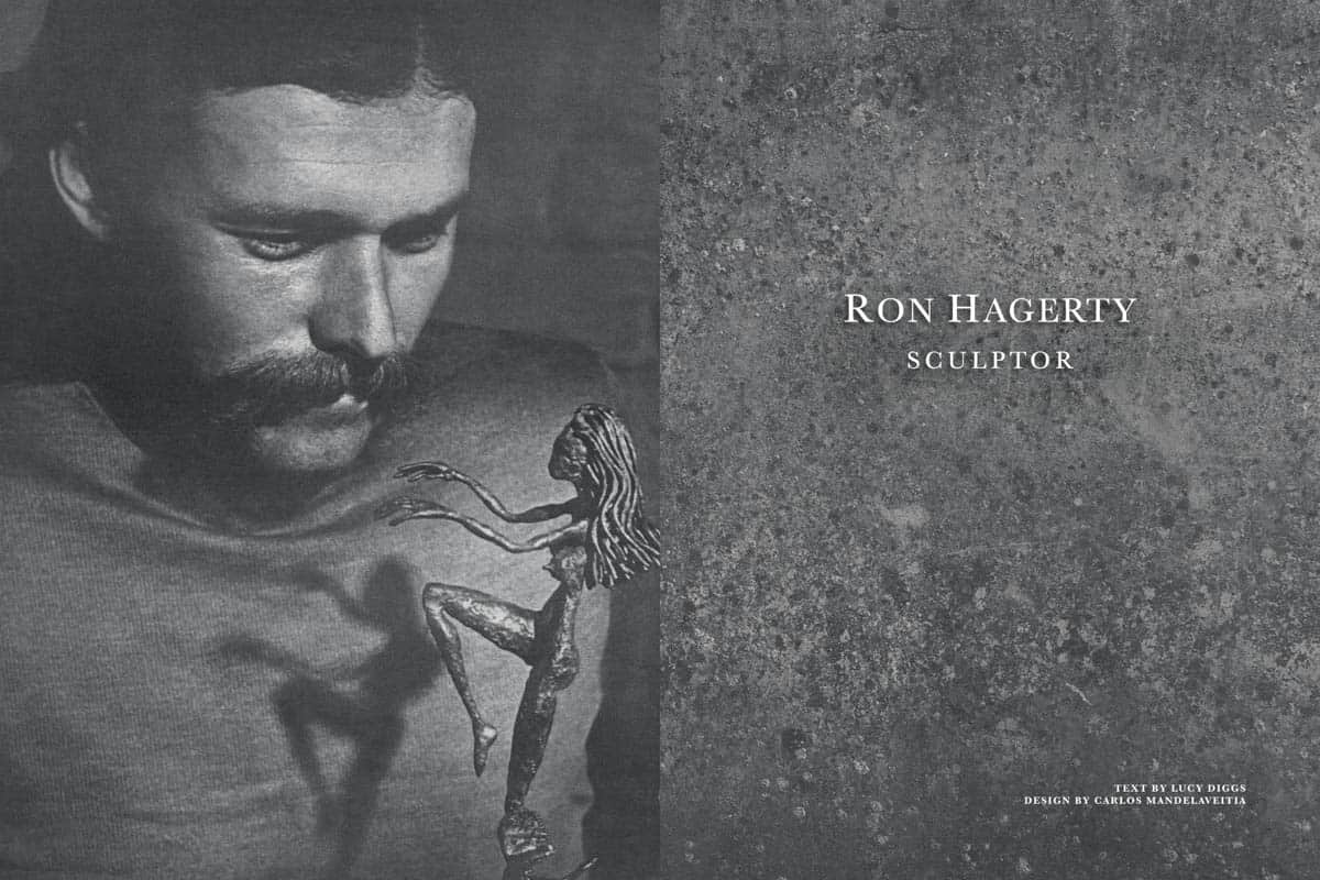 Ron Hagerty Book Pages
