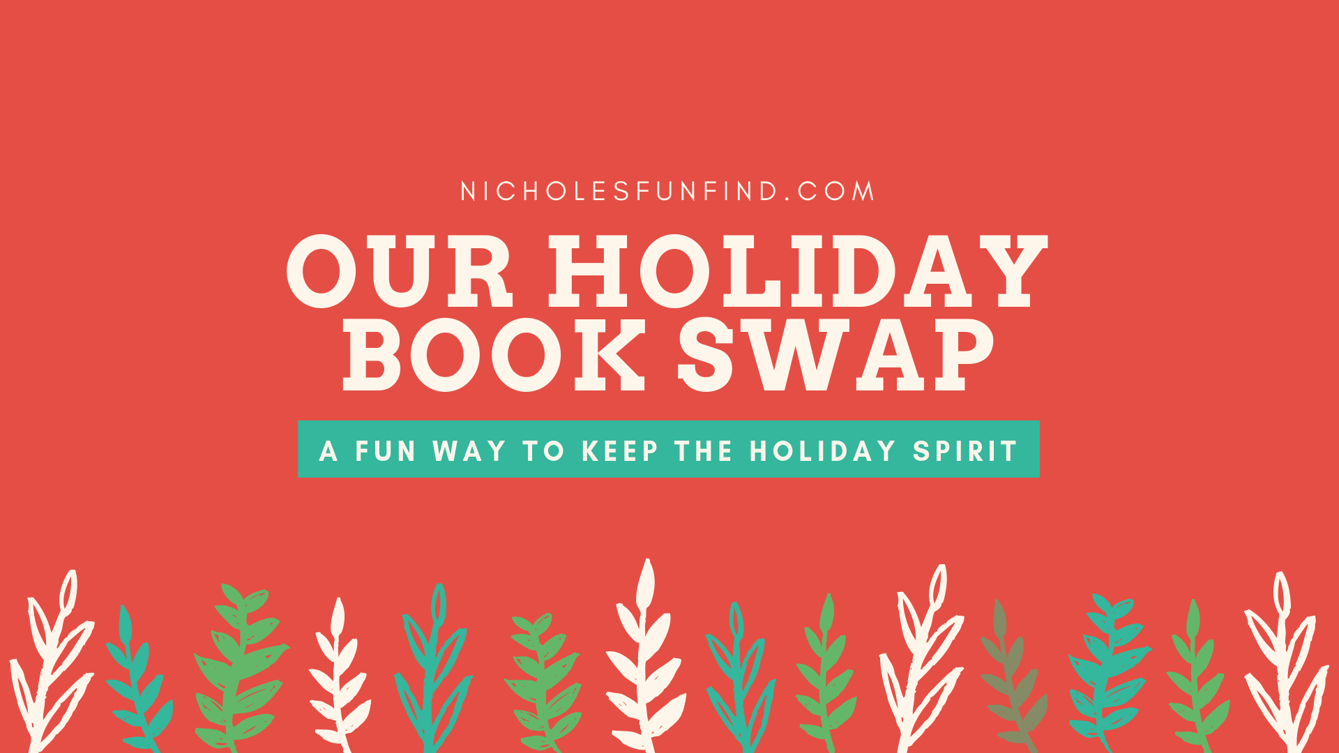 Holiday Book Swap