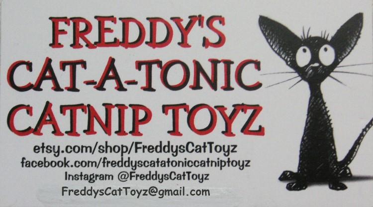 Freddys Catnip Toys