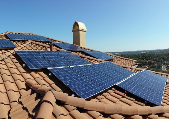 ES Electric & Solar Residential Solar Installation 1