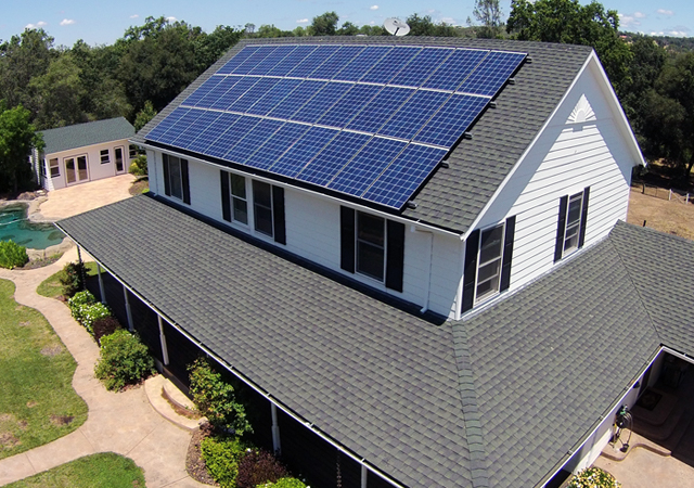 ES Electric & Solar Residential Solar Installation 19