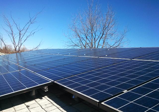 ES Electric & Solar Residential Solar Installation 6