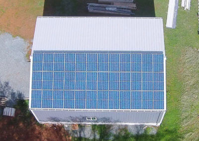 10.08kW roof mount solar Auburn, CA