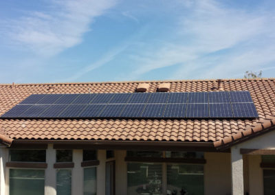 6.12kW roof mount solar Lincoln, CA