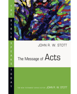 The Message of Acts