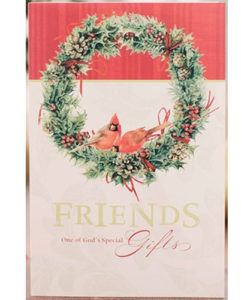 Nature's Blessings | God's Special Gifts | 18 Christmas Boxed Cards