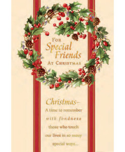 Special Friends at Christmas | 18 Christmas Boxed Cards