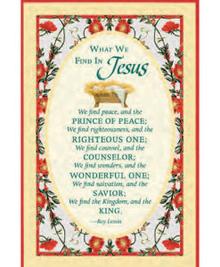 Prince of Peace, Righteous One | 18 Christmas Boxed Cards