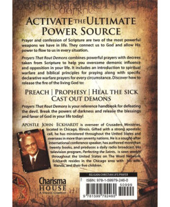 Prayers That Rout Demons Prayers for Defeating Demons and Overthrowing the Power of Darkness