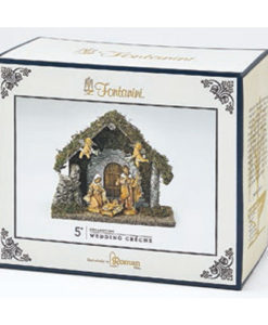 "Fontanini® 5"" Collection Wedding Gift Nativity Creche 5 pc set"