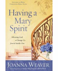 Having A Mary Spirit: Having A Mary Spirit