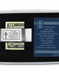 Money Clip | I Can Do All Things