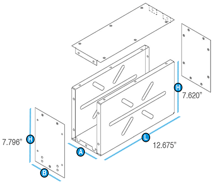 CE-Series Dimensions