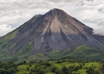 volcan en costa rica