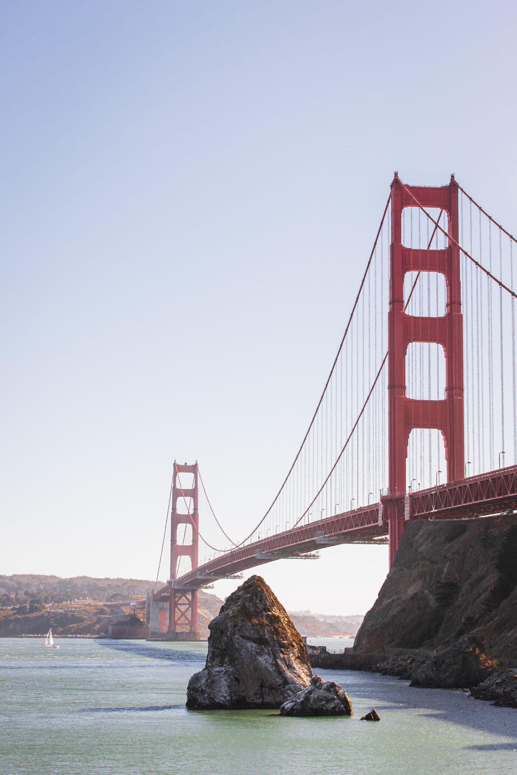 Picture of SF Bridge