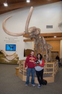 Mammoth Site Museum Enterance