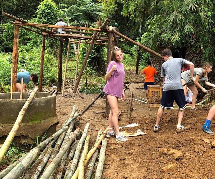 Thailand Mushroom Hut 2018