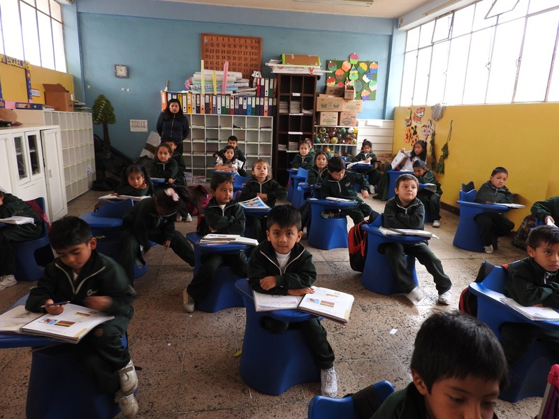 School in Quito